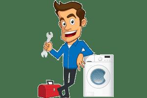 تعمیر ماشین لباس شویی ال جی