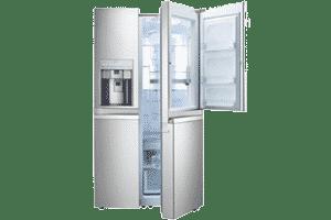 واحد تعمیرات یخچال ال جی