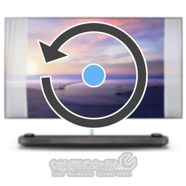 ریست کردن تلویزیون lg