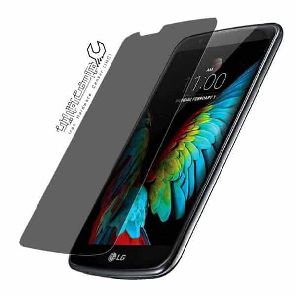 گلس موبایل lg