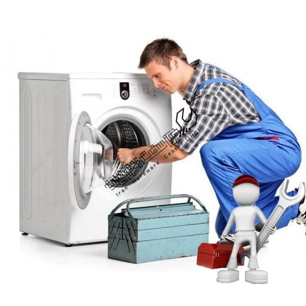 تعمیر خشک کن لباسشویی ال جی