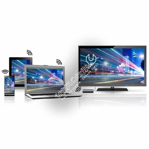 اتصال لپ تاپ به تلویزیون LG