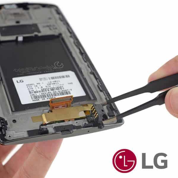 تعمیر موبایل ال جی