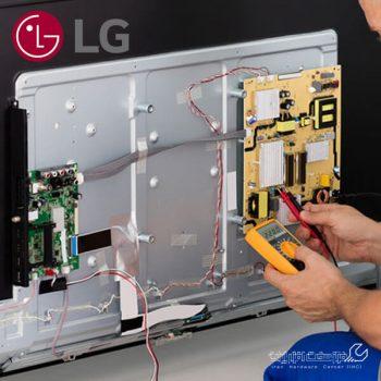 تعمیر LED ال جی