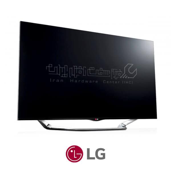 تعمیر تلویزیون ال جی مدل 47LA86000