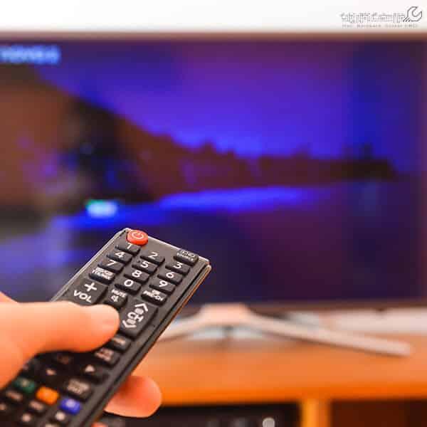 تیره شدن تصویر تلویزیون