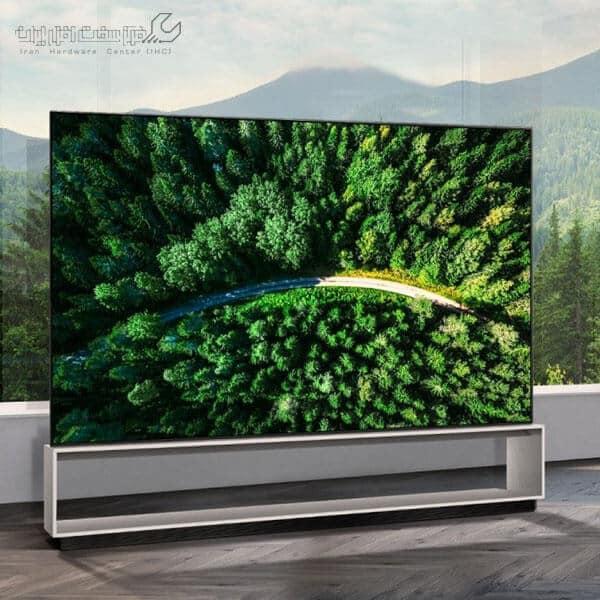 پیش فروش اولین تلویزیون OLED 8K دنیا