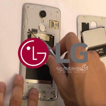 تعمیر موبایل ال جی K10