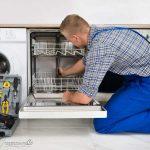 تعمیر جت پمپ ظرفشویی ال جی