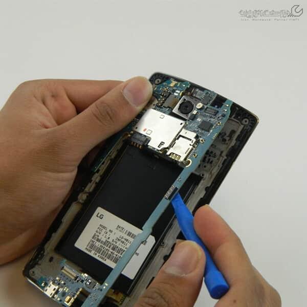 تعمیرات موبایل ال جی