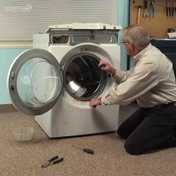 سرویس ظرفشویی ال جی در منزل