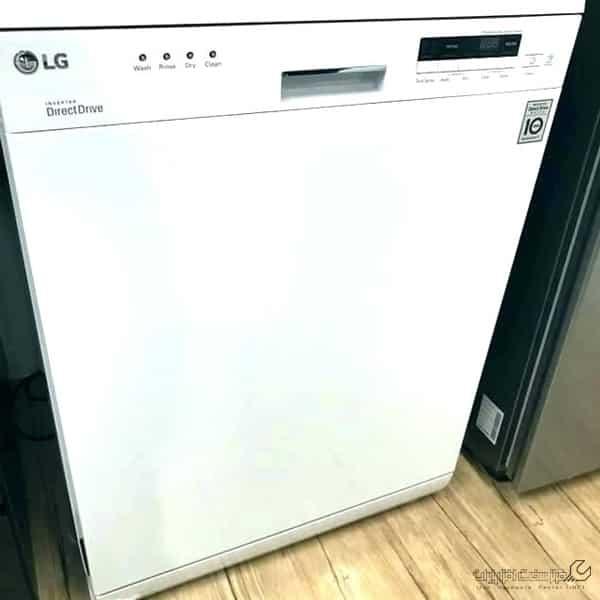 صدای ماشین ظرفشویی ال جی