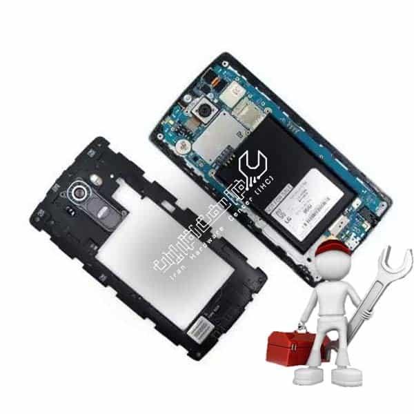 تعمیر برد موبایل الجی