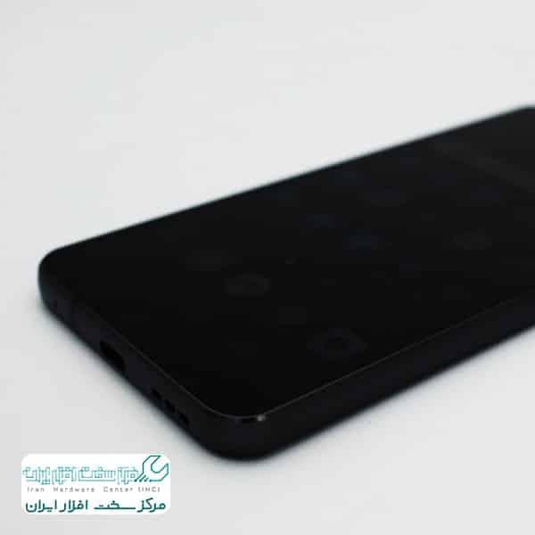 سیاه شدن صفحه گوشی ال جی