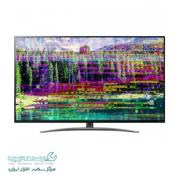 قطع و وصل شدن تصویر تلویزیون ال جی