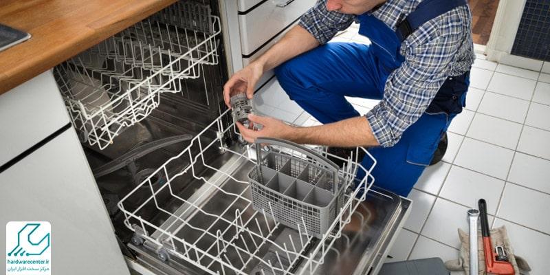 تعمیرات ماشین ظرفشویی ال جی LG