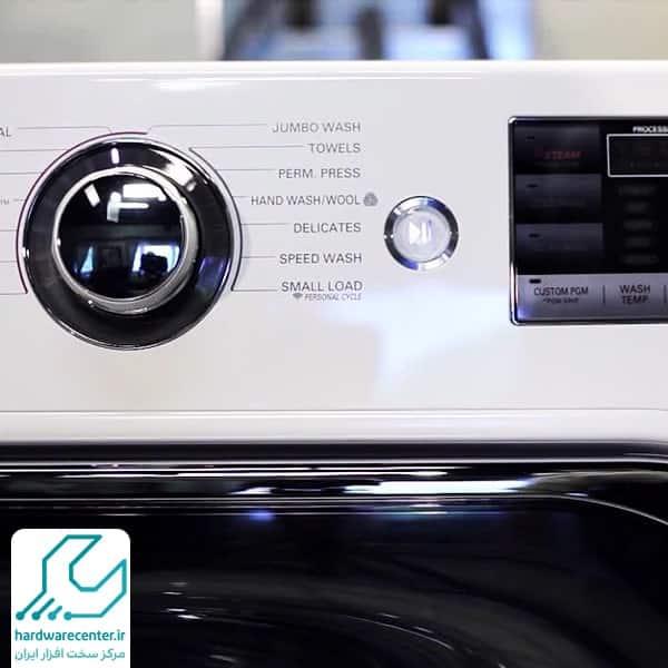 صفحه کلید ماشین لباسشویی ال جی