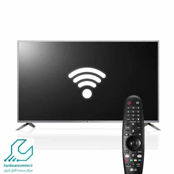 اتصال تلویزیون ال جی به اینترنت با وای فای