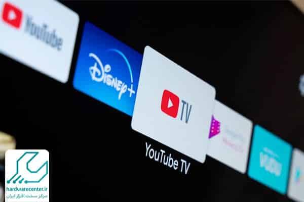 استفاده از YouTube در تلویزیون هوشمند