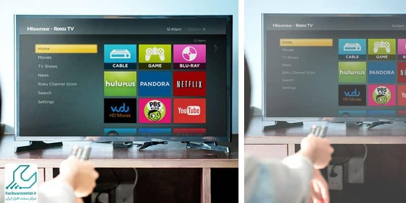 نصب برنامه روی تلویزیون های هوشمند ال جی