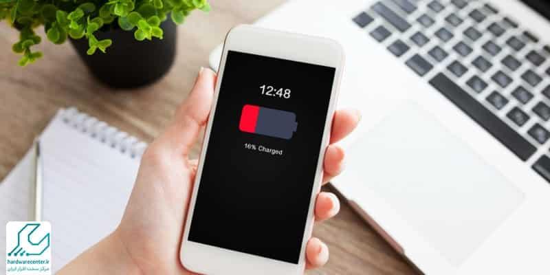 کاهش مصرف باتری موبایل ال جی