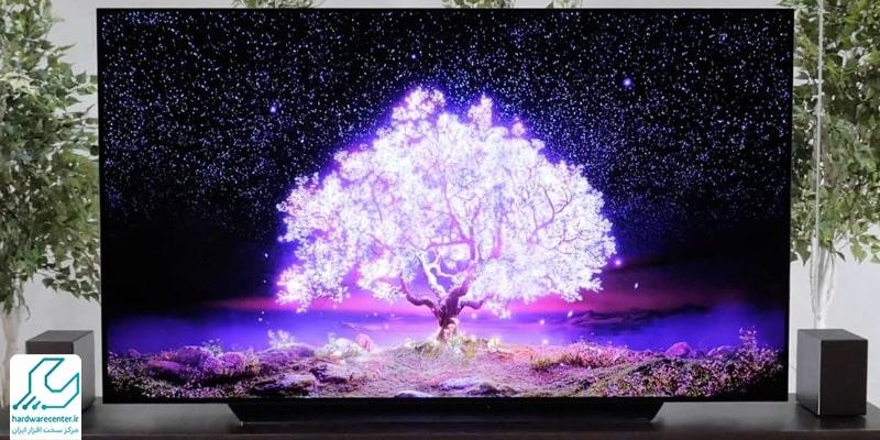 تلویزیون اولد ال جی c1 OLED 4K