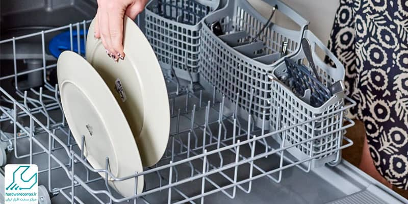 ریست ماشین ظرفشویی ال جی