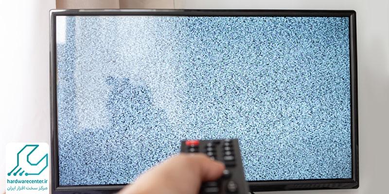 ایرادات-رایج-تلویزیون